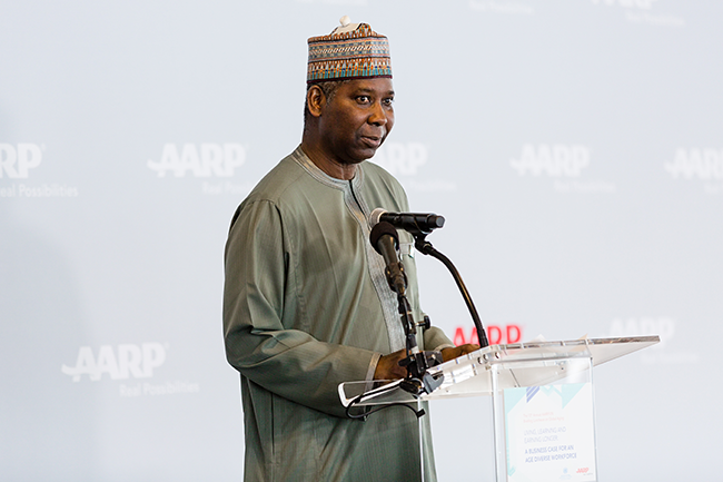 Hon. Tijjani Muhammad-Bande, President, UN General Assembly 74th session