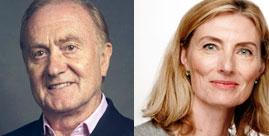 James Goodwin and Sarah Lock